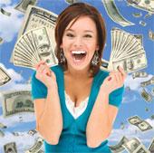 Người hạnh phúc kiếm ra nhiều tiền
