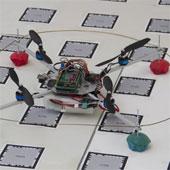 Mô hình máy bay điều khiển bằng smartphone