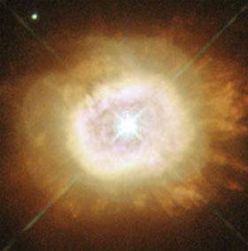Hé lộ hình ảnh Mặt trời khi bị hủy diệt
