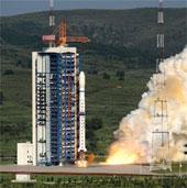 Trung Quốc phóng thành công vệ tinh Phong Vân-03