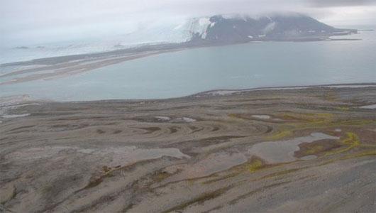 Phát hiện đảo mới ở Bắc Cực