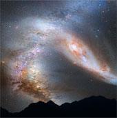 Kho dữ liệu về thiên hà lớn nhất thế giới