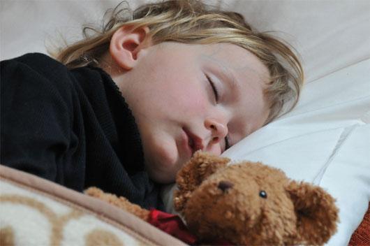 Ngủ trưa giúp trẻ học hỏi tốt hơn