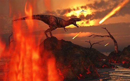Viễn cảnh Trái đất khi khủng long tồn tại đến thời hiện đại