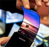 Sắp có smartphone màn hình cong