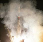 Video: Khởi hành tàu vũ trụ Soyuz lên ISS