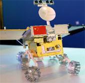 Trung Quốc ra mắt xe tự hành mặt trăng