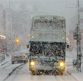 Thời tiết ở Anh trở nên lạnh hơn do biến đổi khí hậu
