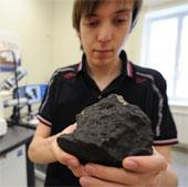 Trục vớt thiên thạch lớn nhất tại Nga