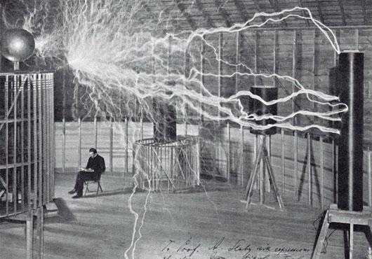 Điện không dây sẽ an toàn cho con người
