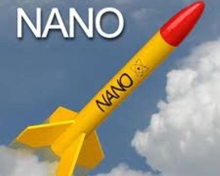 Tên lửa nano có thể sử dụng để đưa thuốc vào bên trong cơ thể.