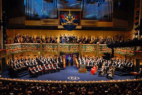 Mùa Nobel 2011 khai màn