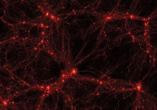 Siêu máy tính mô phỏng sự tiến hóa của vũ trụ
