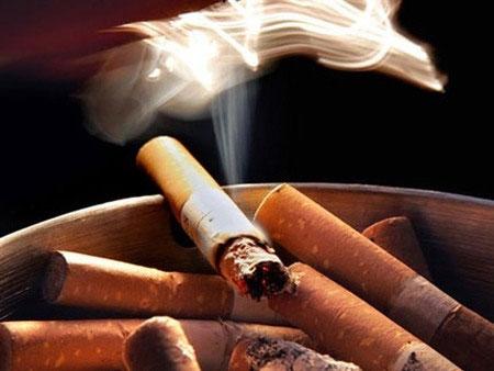 Chất phóng xạ trong thuốc lá bị che giấu