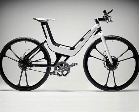 Xe đạp điện tự phát hiện đường cua