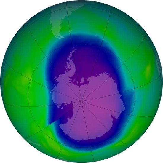 Nga lý giải hiện tượng lỗ hổng tầng ozone ở Bắc Cực