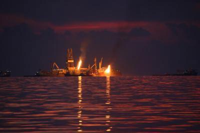 Nghiên cứu vi khuẩn ăn dầu, khí đốt trong sự cố tràn dầu