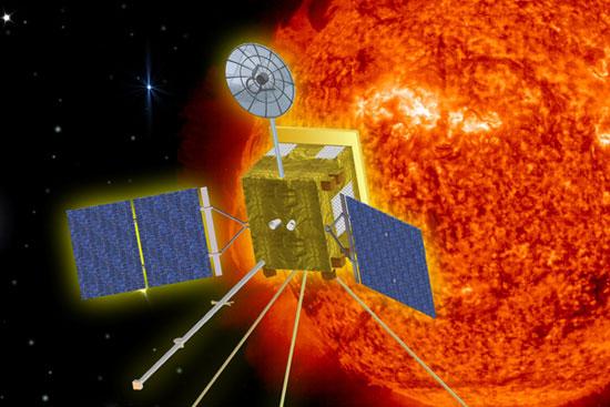 Châu Âu phóng vệ tinh do thám Mặt trời
