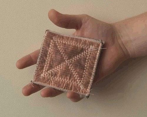 Ăng-ten vải không thấm nước