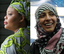 Nobel Hòa bình về tay ba nhà hoạt động nữ quyền