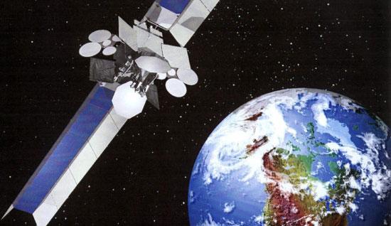 Hàng ngàn người mất liên lạc do sự cố vệ tinh
