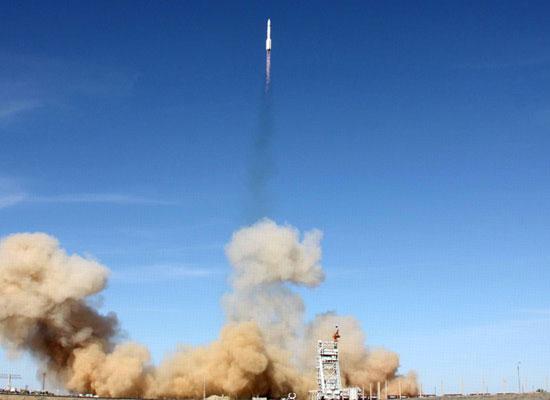 Tên lửa Trung Quốc phóng vệ tinh Pháp vào quỹ đạo