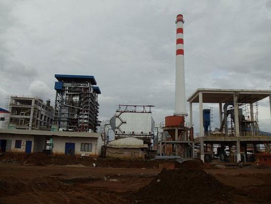 Xây dựng trạm quan trắc tại dự án bauxite-nhôm Lâm Đồng