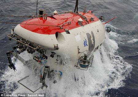 Trung Quốc - Mỹ hợp tác nghiên cứu khai thác băng cháy ở biển Đông