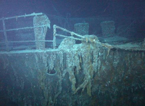 Video: Xác tàu Mantola dưới đáy đại dương