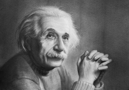 Nhà khoa học vĩ đại nhất thế kỷ XX, Albert Einstein cũng là người Mỹ gốc Do Thái.
