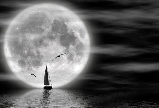 Mặt trăng sẽ tới điểm xa trái đất nhất trên quỹ đạo của nó vào tối 11/10.