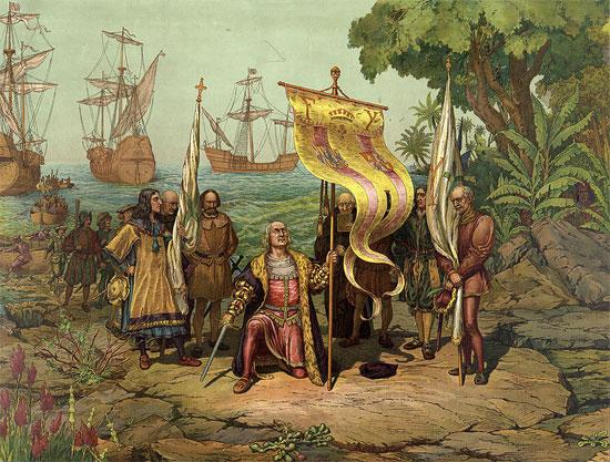 4 điều hoang tưởng về Christopher Columbus