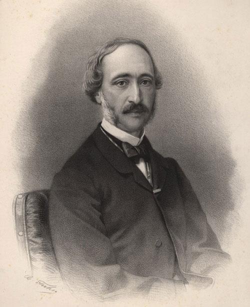 Edmond Becquerel, nhà vật lý người Pháp