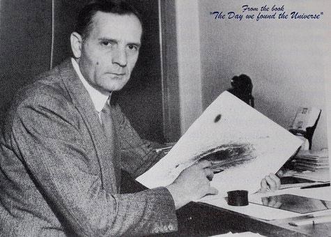 Nhà thiên văn lỗi lạc Edwin Hubble