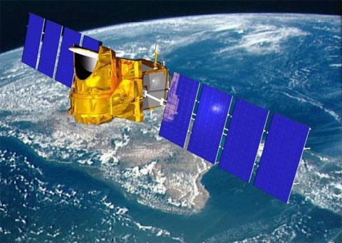 Ấn Độ phóng vệ tinh nghiên cứu thời tiết