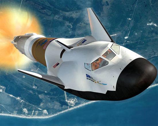 Taxi vũ trụ sẽ bay thử nghiệm trong năm tới