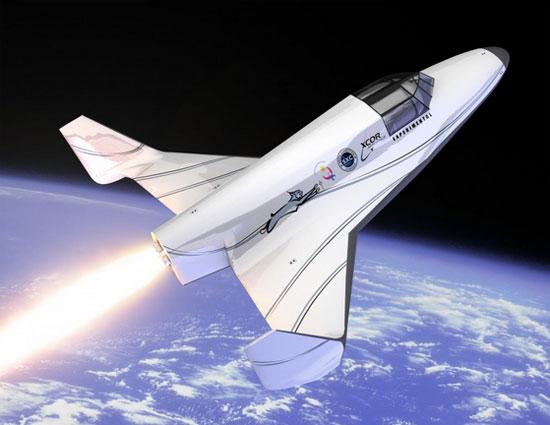 Rất nhiều dự án du lịch vũ trụ đang được triển khai.
