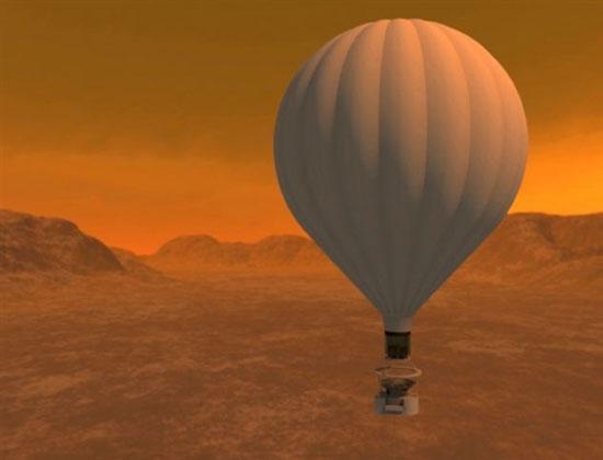 Khám phá vũ trụ qua khinh khí cầu