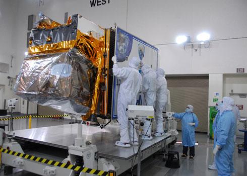 NASA sắp phóng vệ tinh quan sát trái đất thế hệ mới