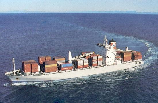 Chế tạo tàu chở hàng lớn nhằm tiết kiệm giảm lượng khí thải CO2