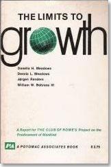 """""""Các giới hạn tăng trưởng"""" (The limits to growth)."""