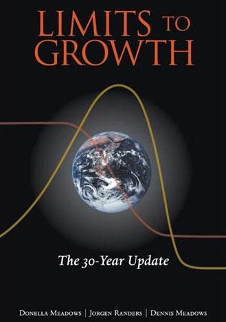 """""""Giới hạn tăng trưởng - 30 năm sau"""" (Limits to Growth - 30 years Update)."""