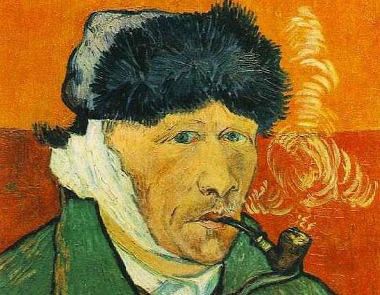 """Danh hoạ Van Gogh """"bị ngộ sát"""""""