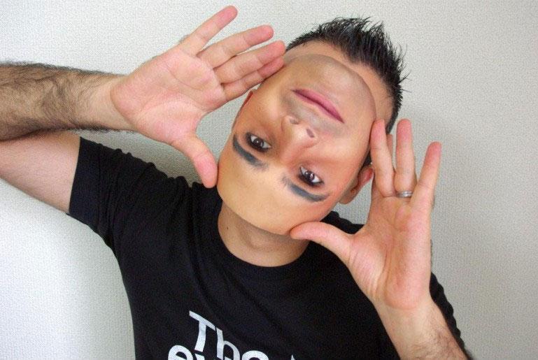 Hình ảnh mặt nạ 3D