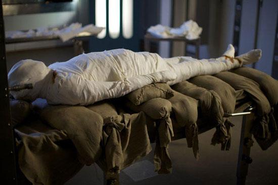 Người đầu tiên ướp xác như vua Ai Cập