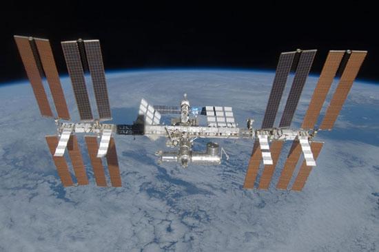 """ISS có thể """"sống"""" thêm 13 năm"""
