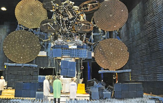 """Tên lửa Nga phóng """"siêu vệ tinh"""" băng thông rộng vào quỹ đạo"""