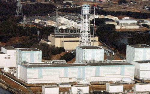 Sự cố của nhà máy điện hạt nhân Fukushsima khiến đàm phán về hạt nhân giữa Nhật và Thổ Nhĩ Kỳ bị trì hoãn. (Ảnh: AFP)