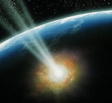 Đại dương được hình thành nhờ Sao chổi?