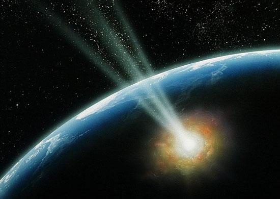 Có thể nước biển đã đến trái đất nhờ Sao chổi.